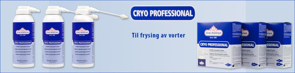 Tønsberg Medlab CryoProfessional_01_banner_1200x300